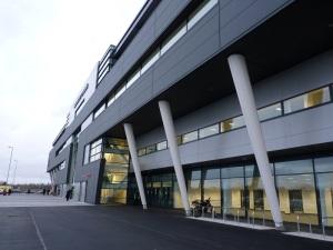 Salford City Stadium - Main Stand