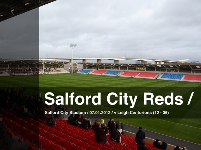 Salford City Reds 2