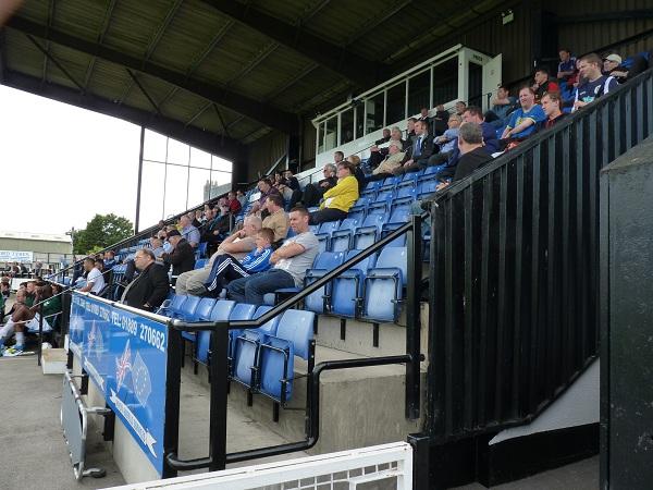 Northwich Victoria FC - Marston Road