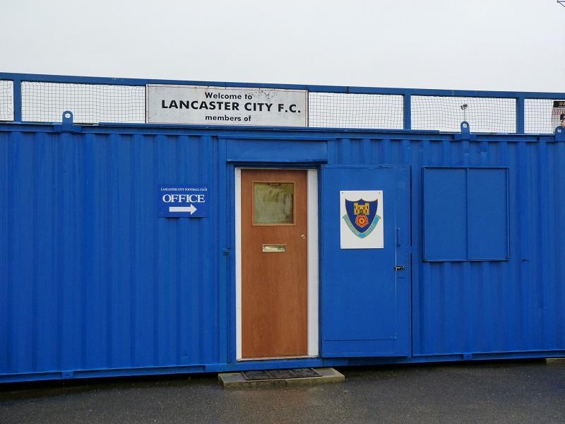 Lancaster City FC - Giant Axe