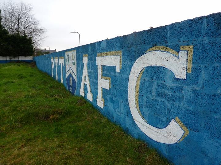 Port Talbot Town FC - Victoria Road