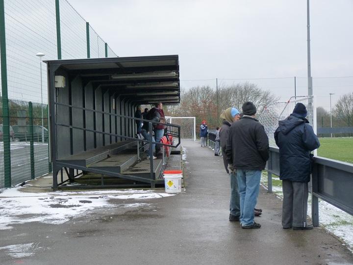Stockport Sports FC - Lambeth Grove