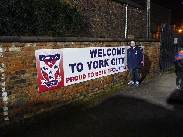 Welcome to York City