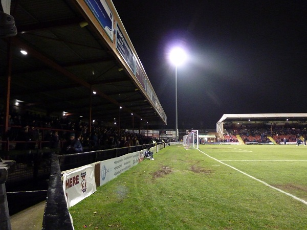 York City FC - Bootham Crescent