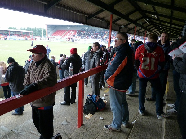 Dagenham & Redbridge FC - Victoria Road