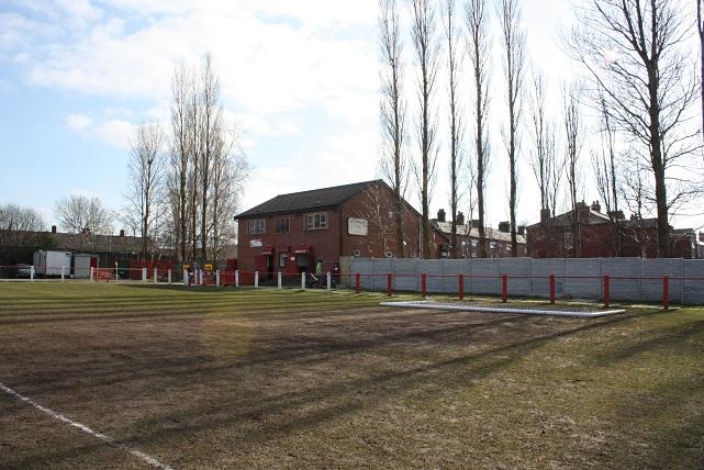 Chadderton FC - Andrew Street