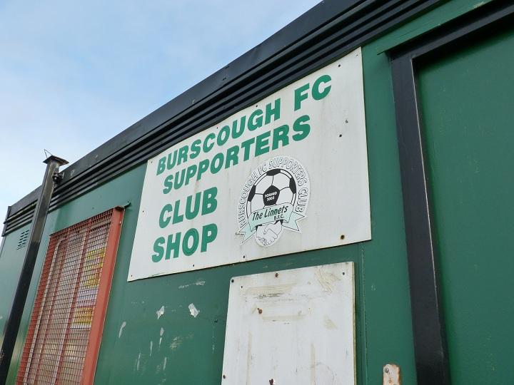 Burscough FC - Victoria Park