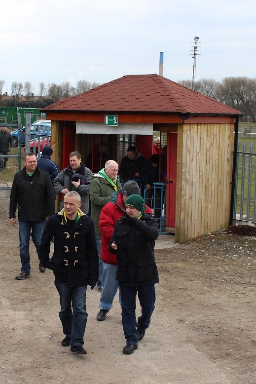 Runcorn Town FC - Pavilions