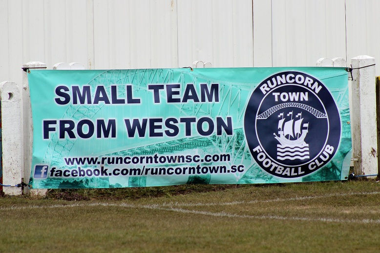 """Small team from Weston"""