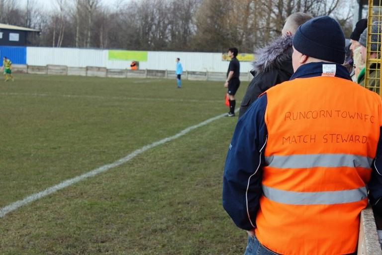 Make shift stewarding