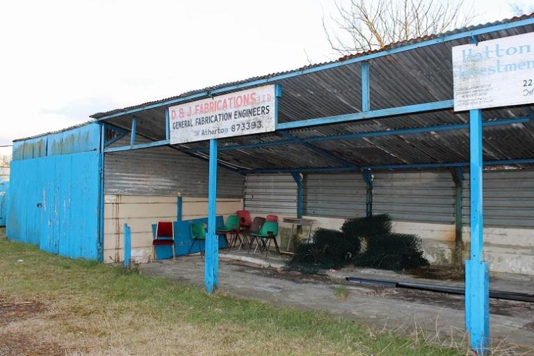 Atherton Laburnum Rovers FC - Crilly Park