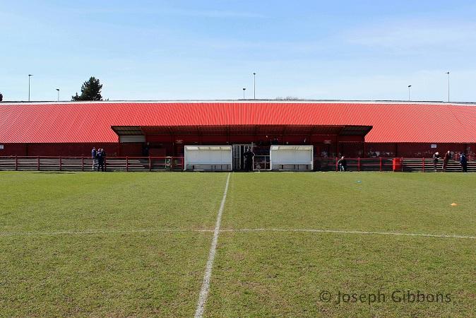 Workington AFC - Borough Park