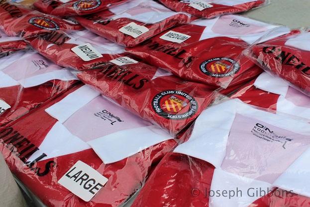 FC United of Manchester - Gigg Lane