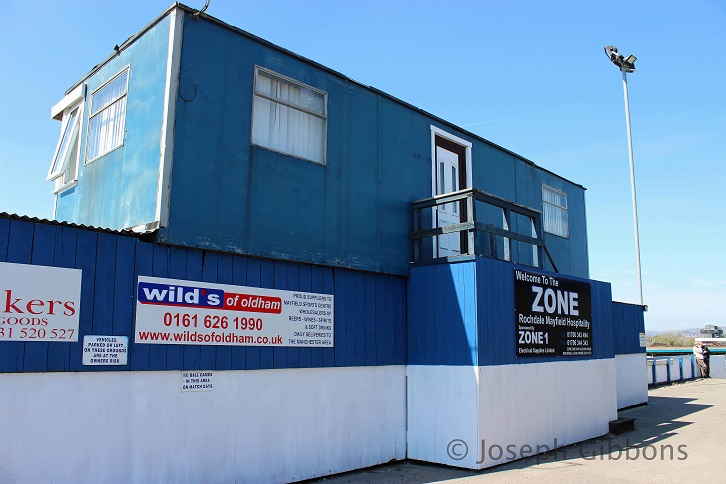 Mayfield Sports Centre - Rochdale Town FC