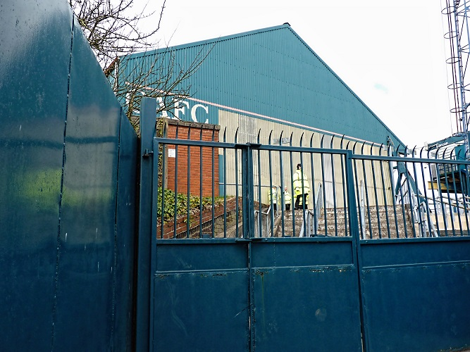 Oldham Athletic AFC - Boundary Park