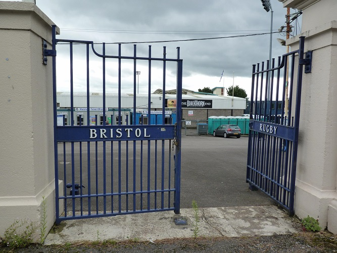Bristol Rovers FC - The Memorial Stadium