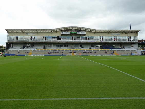 Bristol Rovers FC - The Memorial Stadium - West Stand