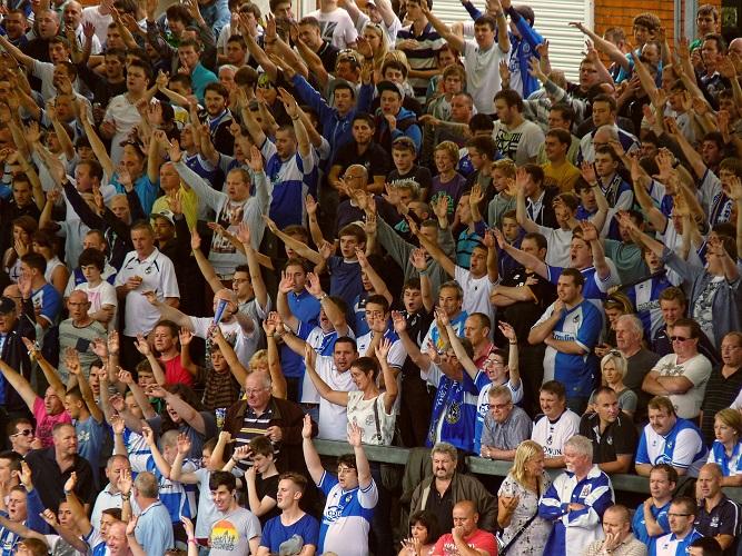 Bristol fans