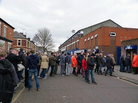 Stockport County FC - Edgeley Park