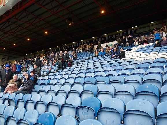 Stockport County FC - Edgeley Park