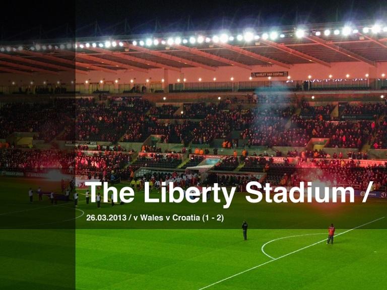 Wales v Croatia