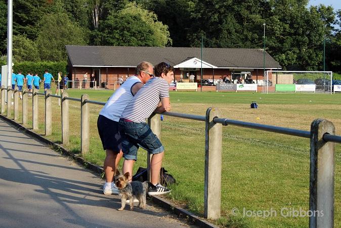 West Didsbury & Chorlton FC - Brookburn Road