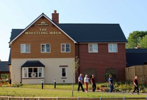 The Whistling Wren Leigh
