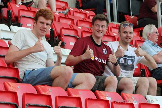 Lewis, Aaron and Matt