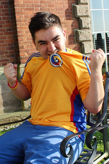 I am a Romanian Ultra