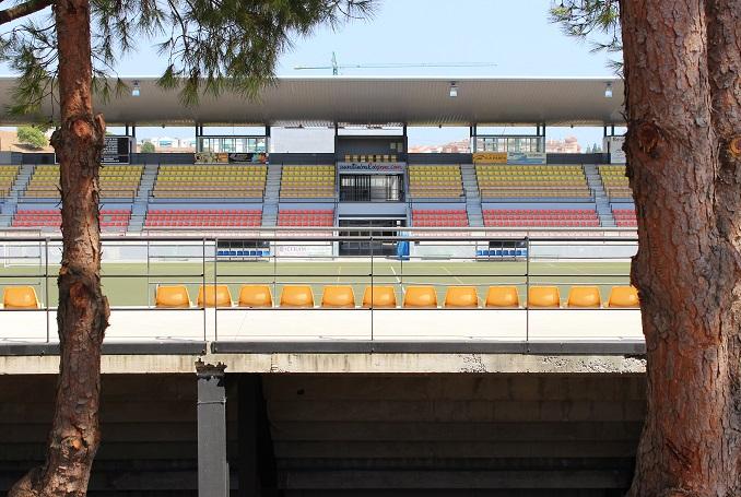 Unión Estepona CF - Estadio Francisco Muñoz Pérez