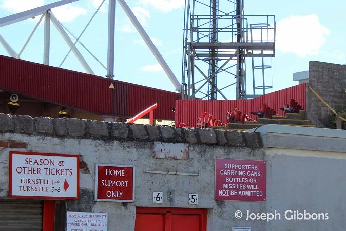 Aberdeen FC - Pittodrie