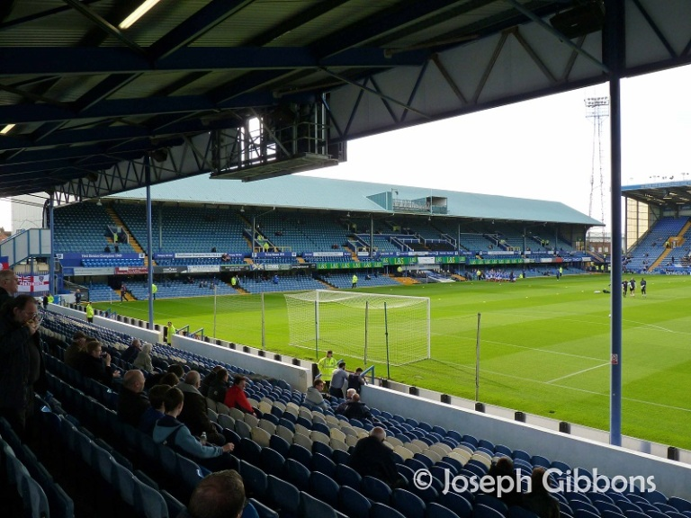 Fratton Park - Portsmouth FC - South Stand