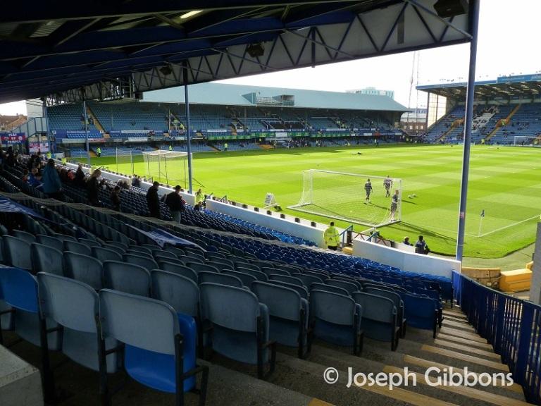 Fratton Park - Portsmouth FC