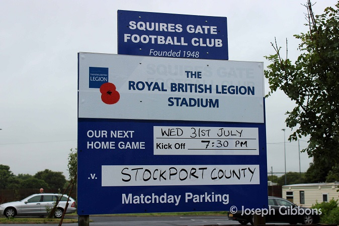 The Royal British Legion Stadium