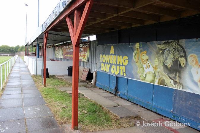 Squires Gate FC - School Road