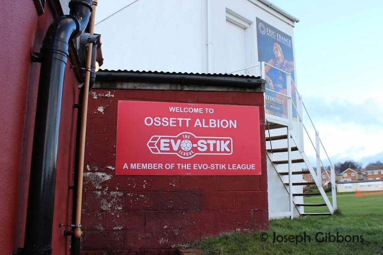 Ossett Albion - Queens Terrace