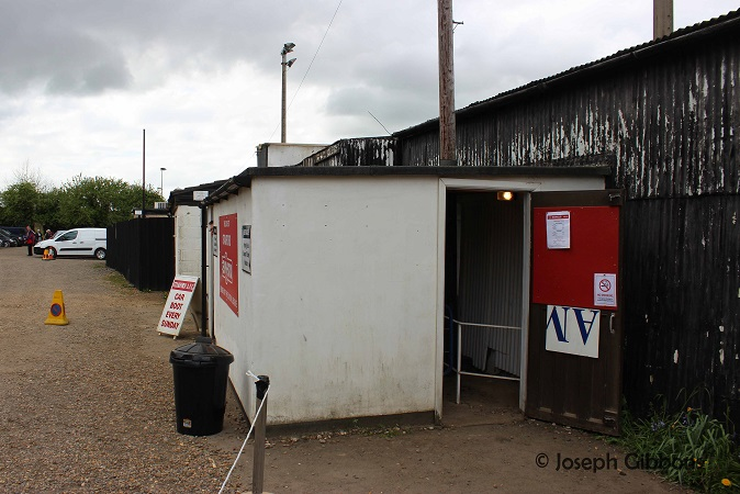 Stamford AFC - Wothorpe Road - Kettering Road