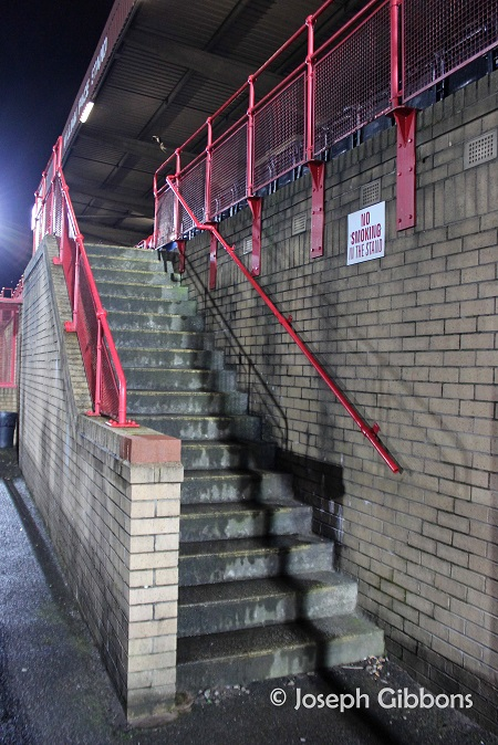 Droylsden FC - Butchers Arms Ground