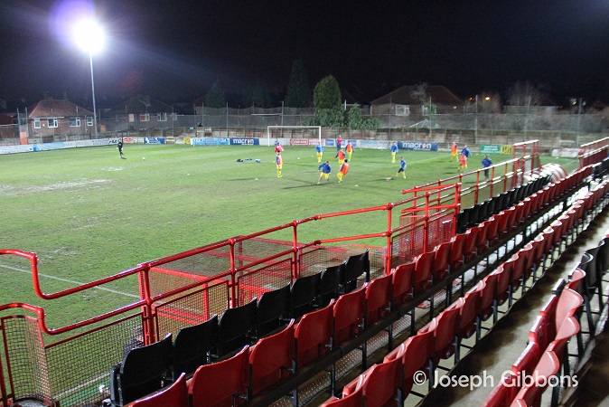 Droylsden FC - Butchers Arms Ground