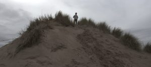 Me on a Formby dune