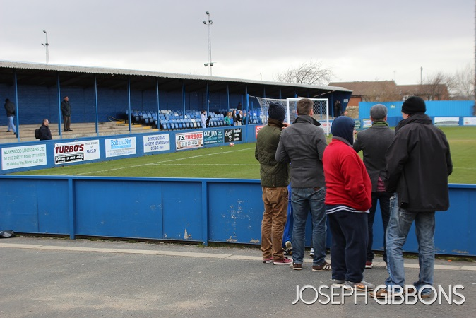 Farsley AFC - Throstle Nest