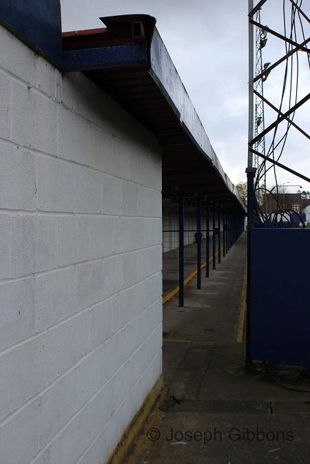 1874 Northwich - Barton Stadium