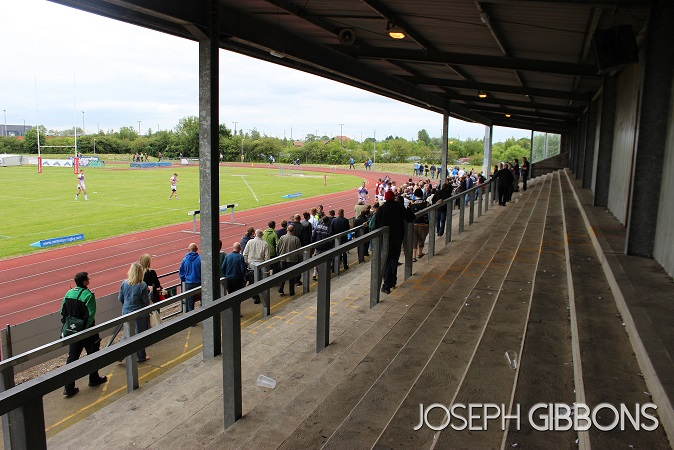 York City Knights RLFC - Huntington Stadium