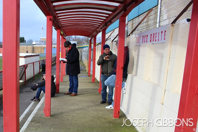 Scarborough Athletic FC - Queensgate