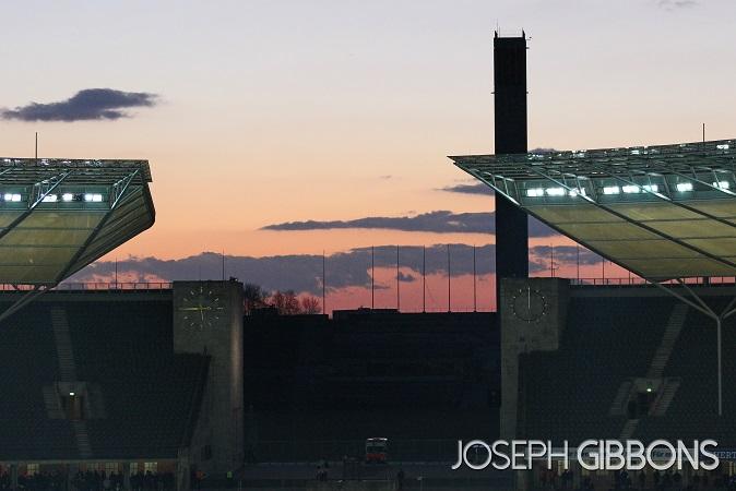 Hertha Berlin - Olympiastadion