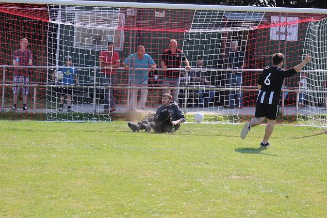 Scoring my penalty