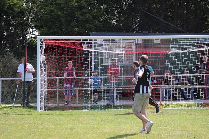 Matt's calm penalty