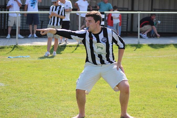 Referee/Goalkeeper