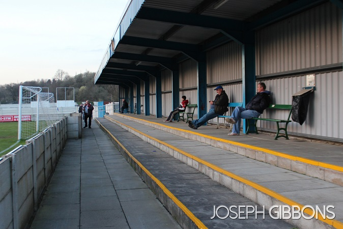 Ramsbottom United FC - The Harry Williams Riverside Stadium