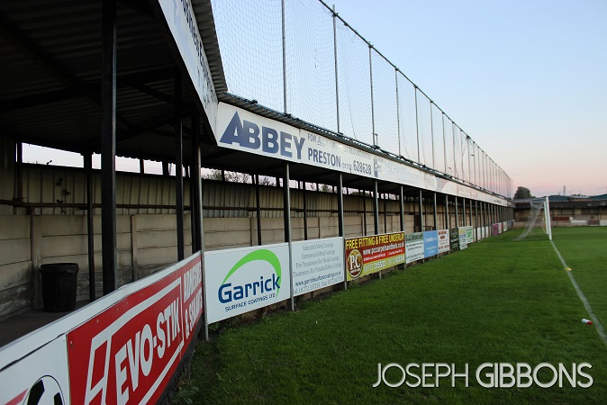 Bamber Bridge FC - Irongate